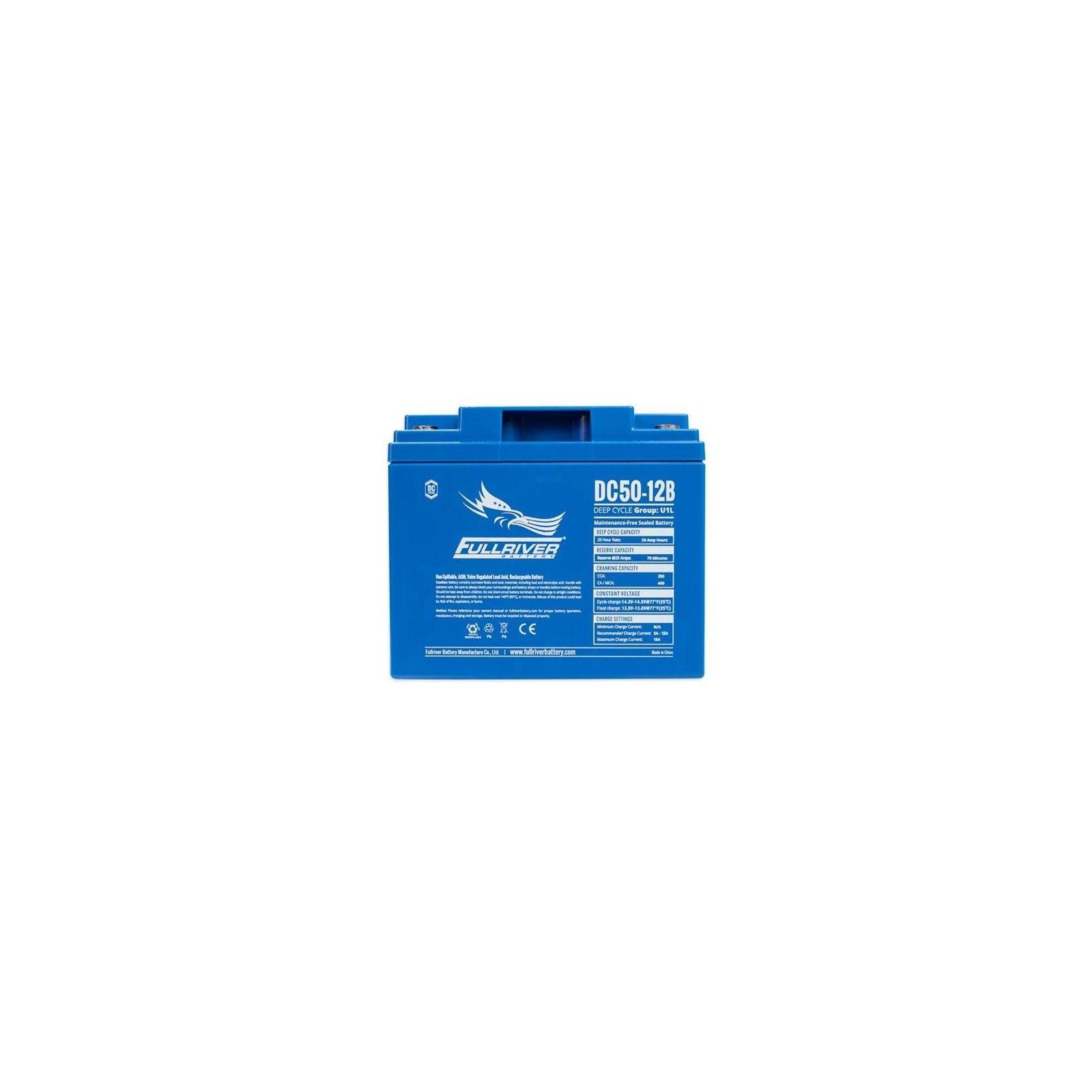 BATERIA Fullriver FULLRIVER DC50-12B 50Ah 350A 12V FULLRIVER - 1