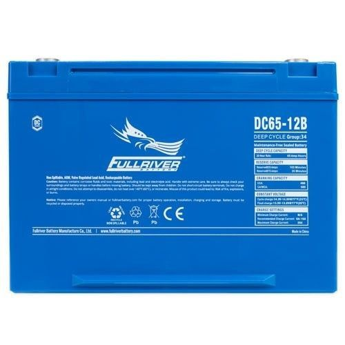 BATTERY VARTA B33 12V 45AH 330A  - 1