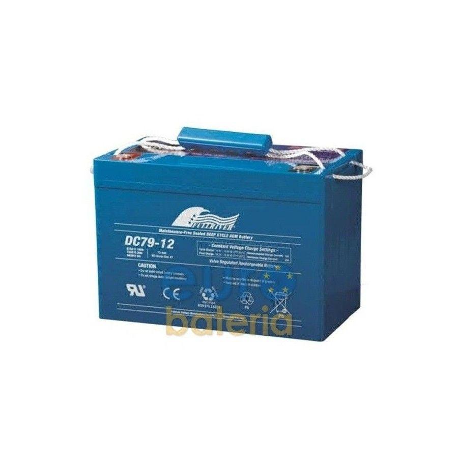 Batería Fullriver DC79-12 79Ah 600A 12V Dc FULLRIVER - 1