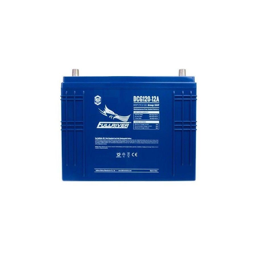 Batería Fullriver DCG120-12A 120Ah 12V Dcg FULLRIVER - 1