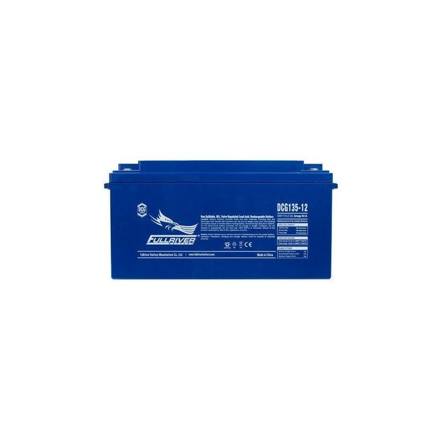 BATERIA Fullriver FULLRIVER DCG135-12 135Ah 12V FULLRIVER - 1