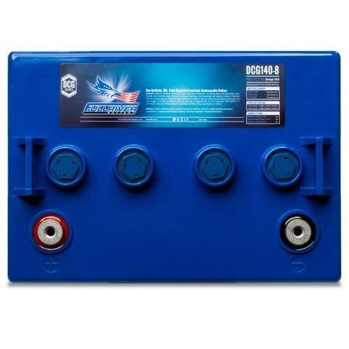 Batería Fullriver DCG140-8 140Ah 8V Dcg FULLRIVER - 1