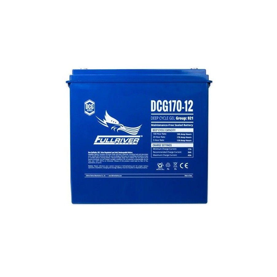 BATERIA Fullriver FULLRIVER DCG170-12 170Ah 12V FULLRIVER - 1