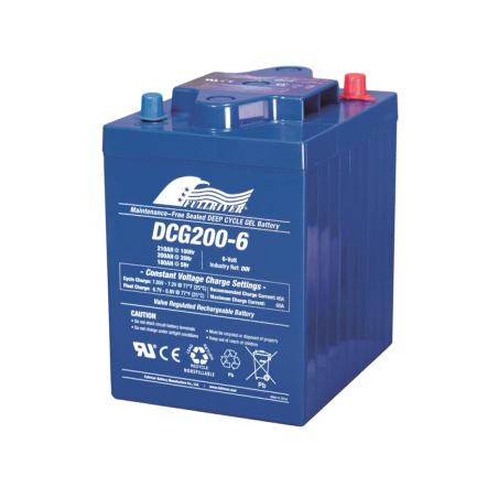 BATERIA Fullriver FULLRIVER DCG200-6 200Ah 6V FULLRIVER - 1