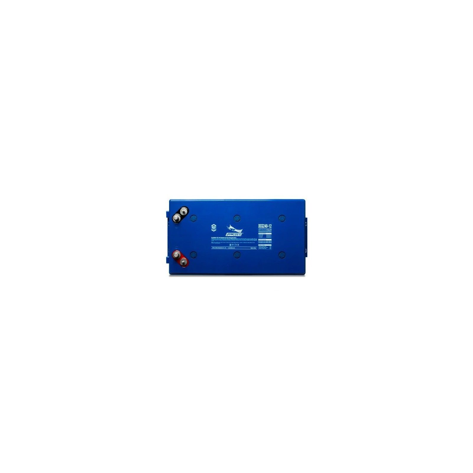 Batería Fullriver DCG240-12 240Ah 12V Dcg FULLRIVER - 1