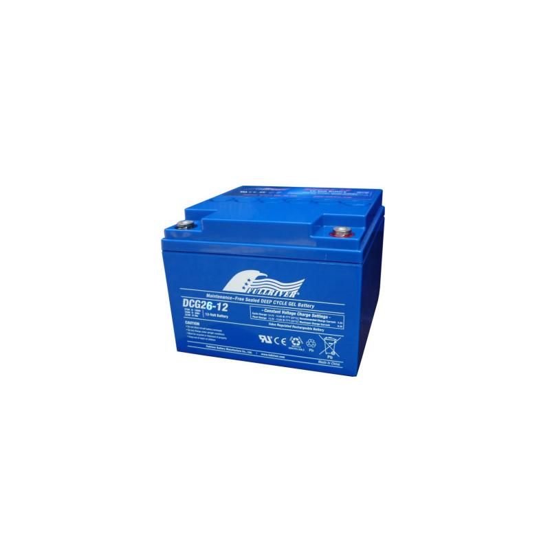 Batería Fullriver DCG26-12 26Ah 12V Dcg FULLRIVER - 1