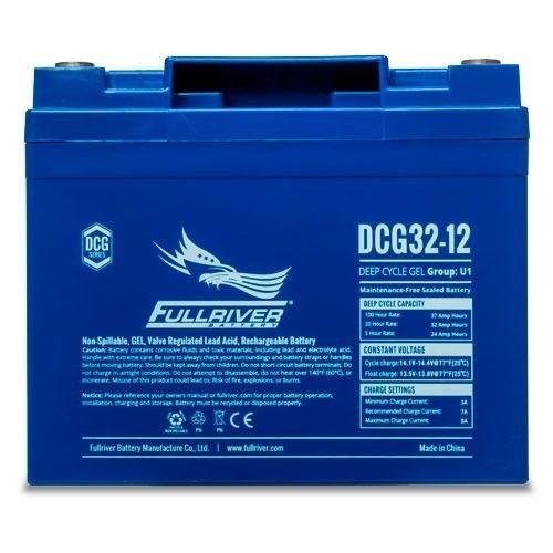Batería Fullriver DCG32-12 32Ah 12V Dcg FULLRIVER - 1