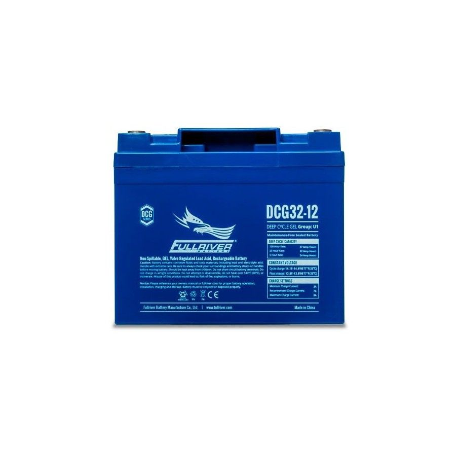 BATERIA Fullriver FULLRIVER DCG32-12 32Ah 12V FULLRIVER - 1