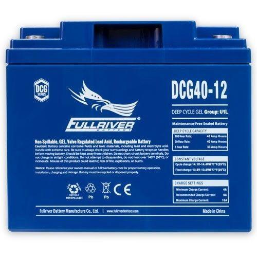 BATERIA Fullriver FULLRIVER DCG40-12 40Ah 12V FULLRIVER - 1