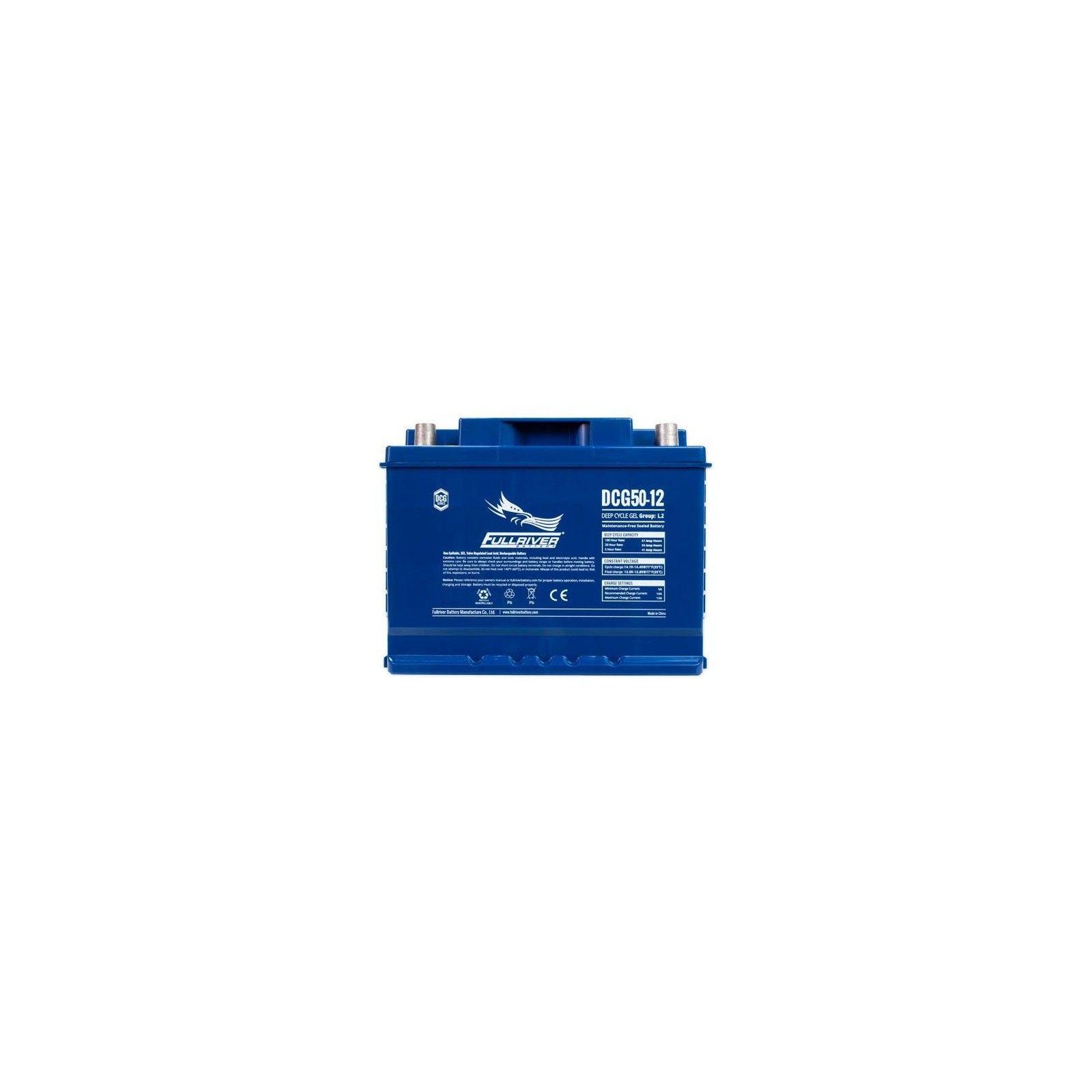 BATERIA Fullriver FULLRIVER DCG50-12 50Ah 12V FULLRIVER - 1