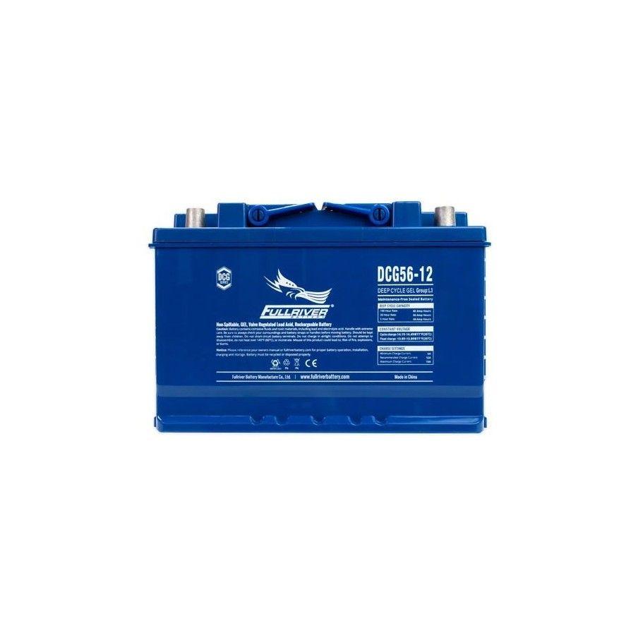 Batería Fullriver DCG56-12 56Ah 12V Dcg FULLRIVER - 1