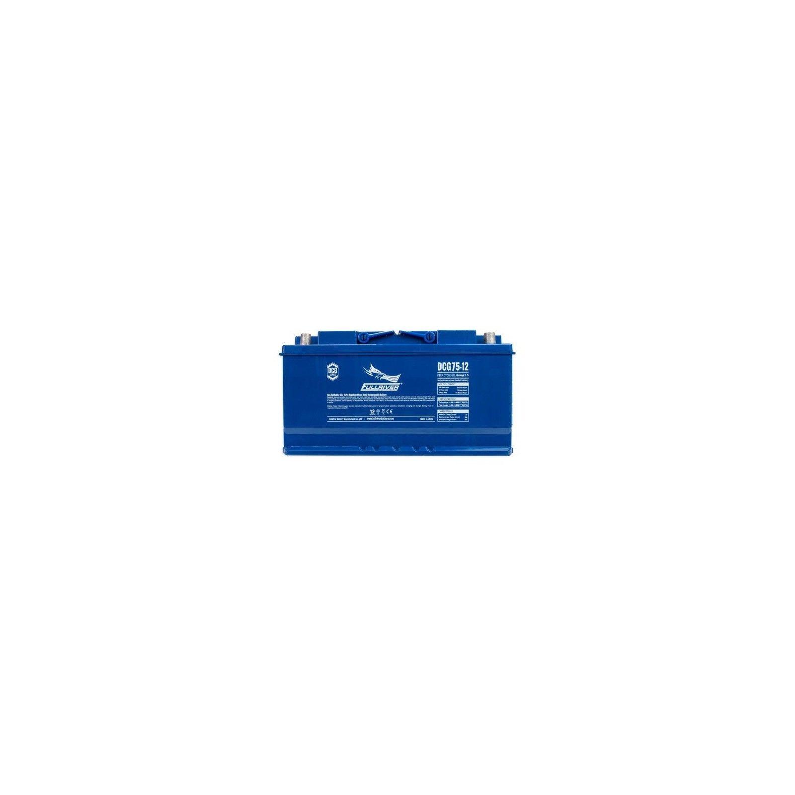 Batería Fullriver DCG75-12 75Ah 12V Dcg FULLRIVER - 1
