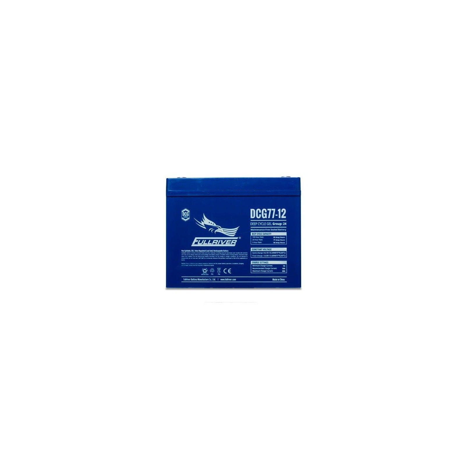Batería Fullriver DCG77-12 77Ah 12V Dcg FULLRIVER - 1