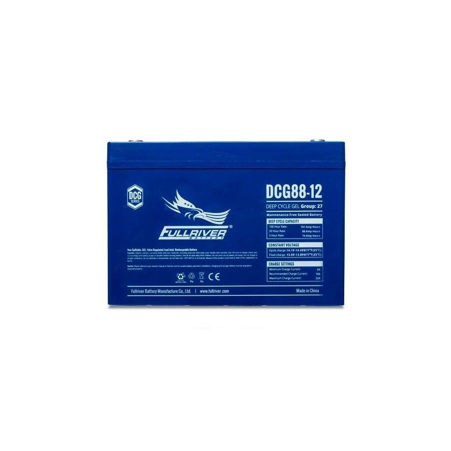 BATERIA Fullriver FULLRIVER DCG88-12 88Ah 12V FULLRIVER - 1