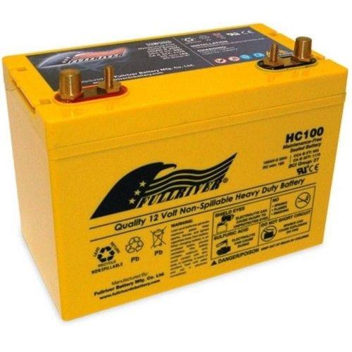 BATERIA Fullriver FULLRIVER HC100 100Ah 965A 12V FULLRIVER - 1