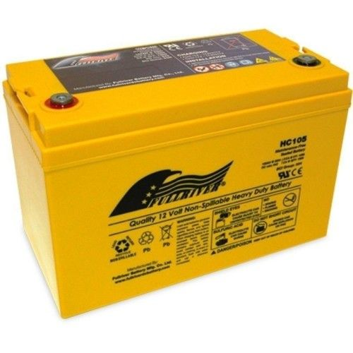 BATERIA Fullriver FULLRIVER HC105 105Ah 1050A 12V FULLRIVER - 1