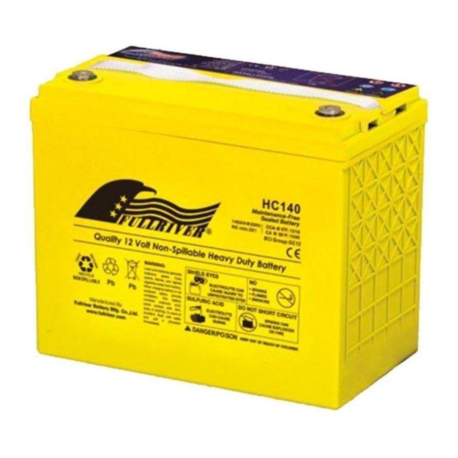 BATERIA Fullriver FULLRIVER HC140 140Ah 1210A 12V FULLRIVER - 1
