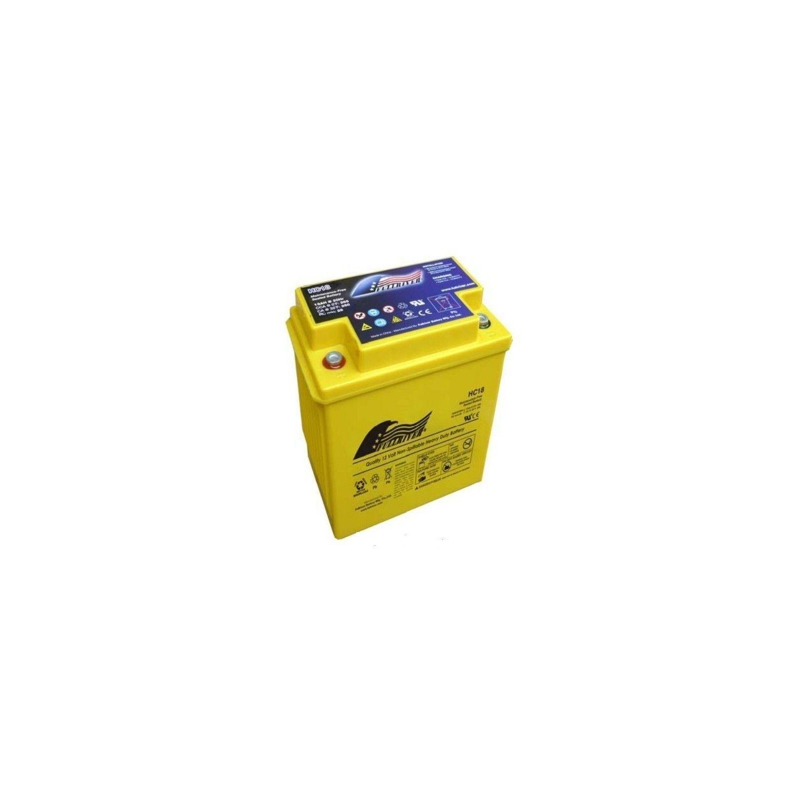 Batería Fullriver HC18 18Ah 265A 12V Hc FULLRIVER - 1