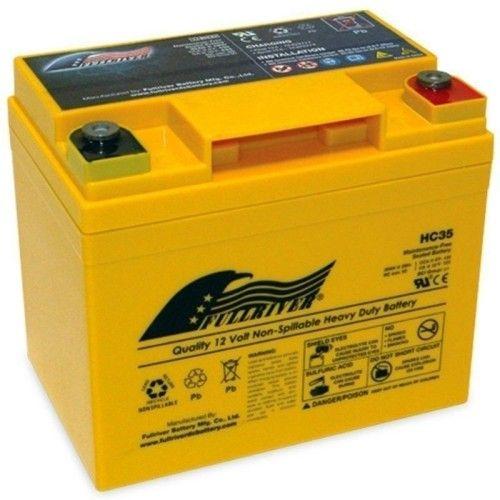 Batería Fullriver HC35 35Ah 438A 12V Hc FULLRIVER - 1