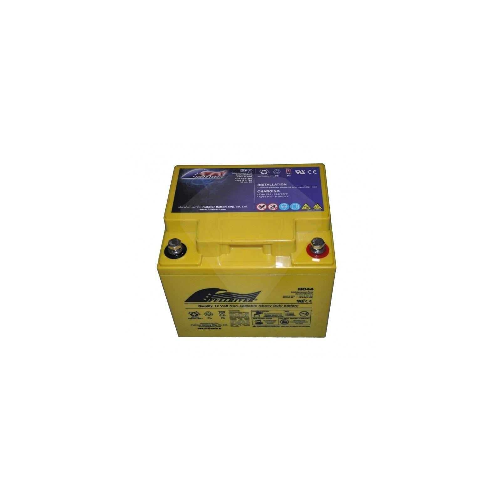 Batería Fullriver HC44 44Ah 560A 12V Hc FULLRIVER - 1