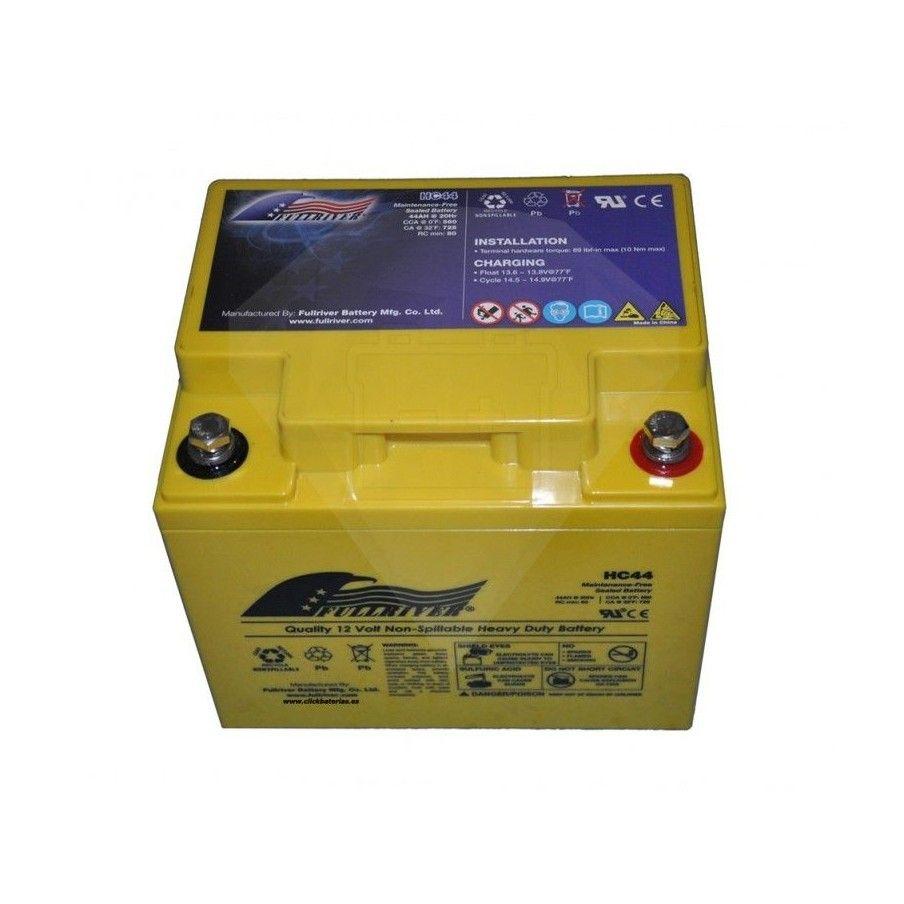 Battery Fullriver HC44 44Ah 560A 12V Hc FULLRIVER - 1