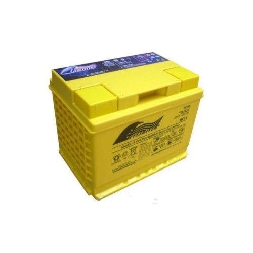 Battery Fullriver HC50 50Ah 560A 12V Hc FULLRIVER - 1