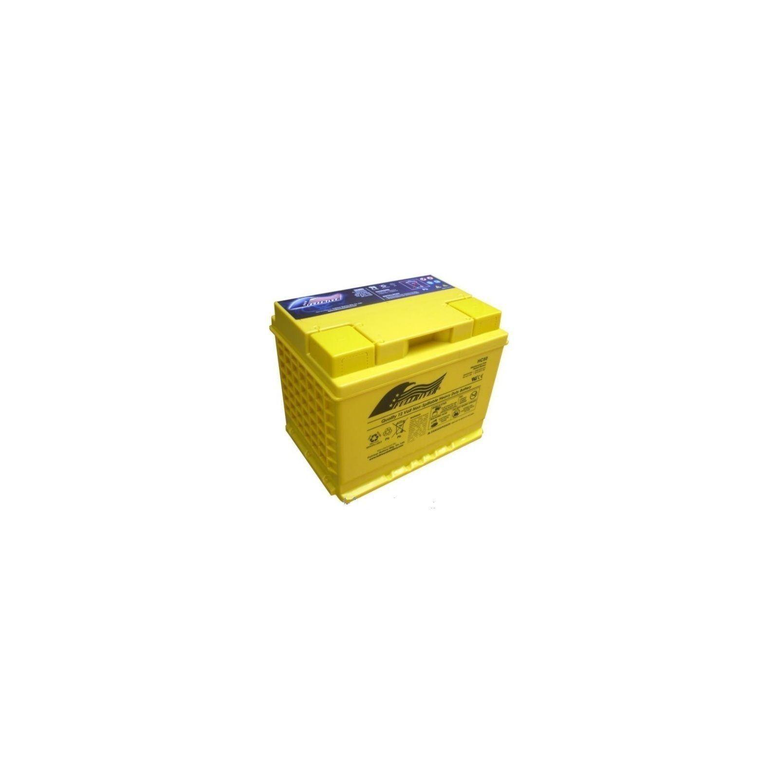 Batería Fullriver HC50 50Ah 560A 12V Hc FULLRIVER - 1
