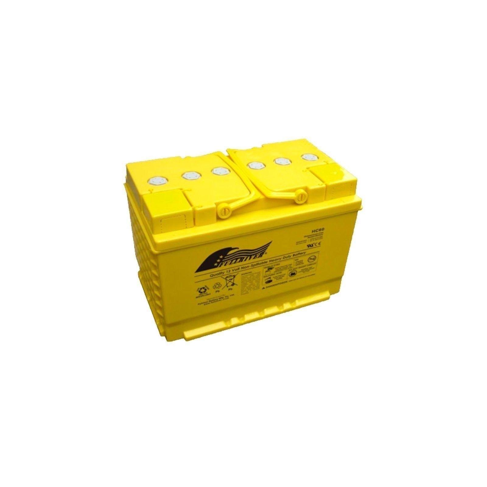 BATERIA Fullriver FULLRIVER HC60 60Ah 700A 12V FULLRIVER - 1