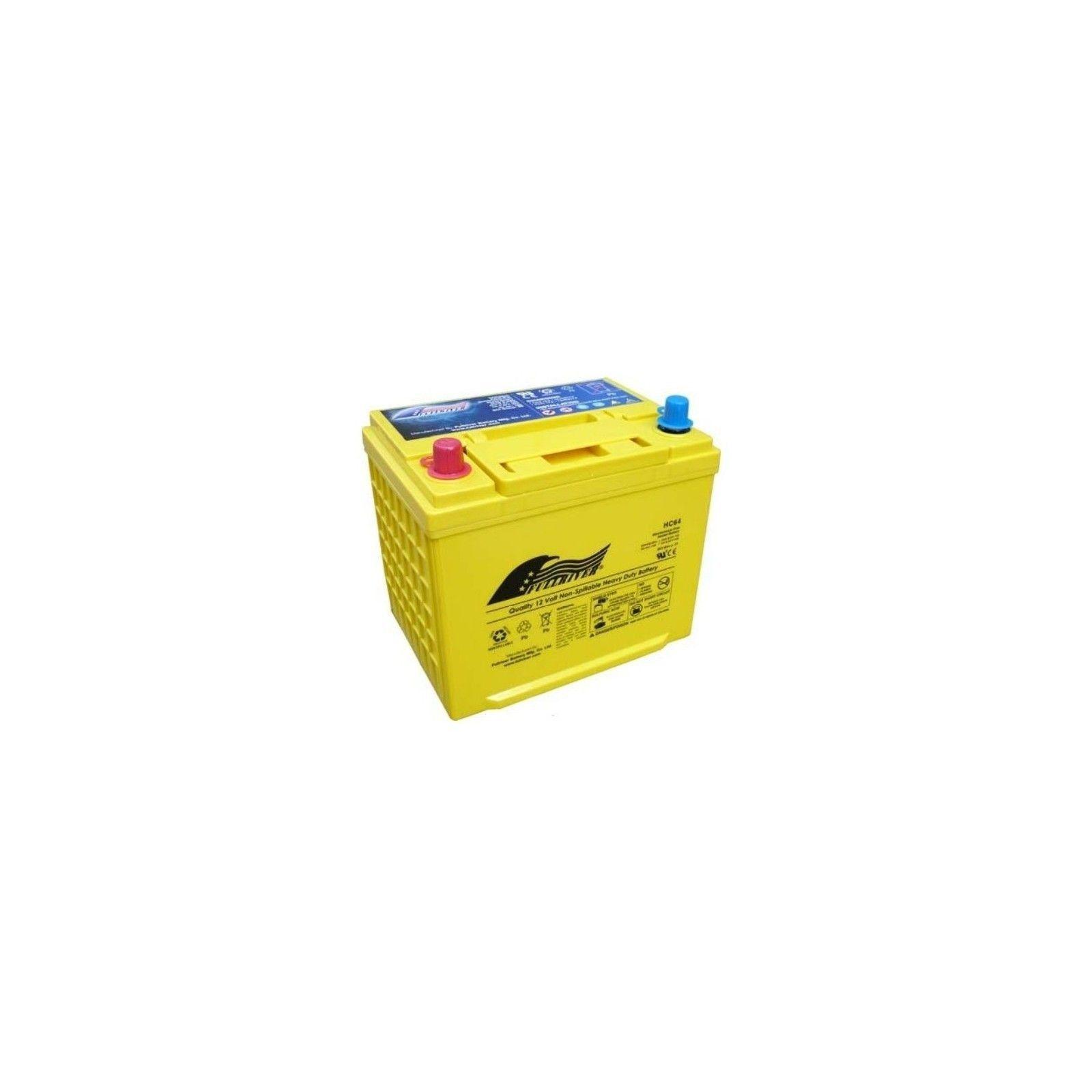 Batería Fullriver HC64 64Ah 750A 12V Hc FULLRIVER - 1