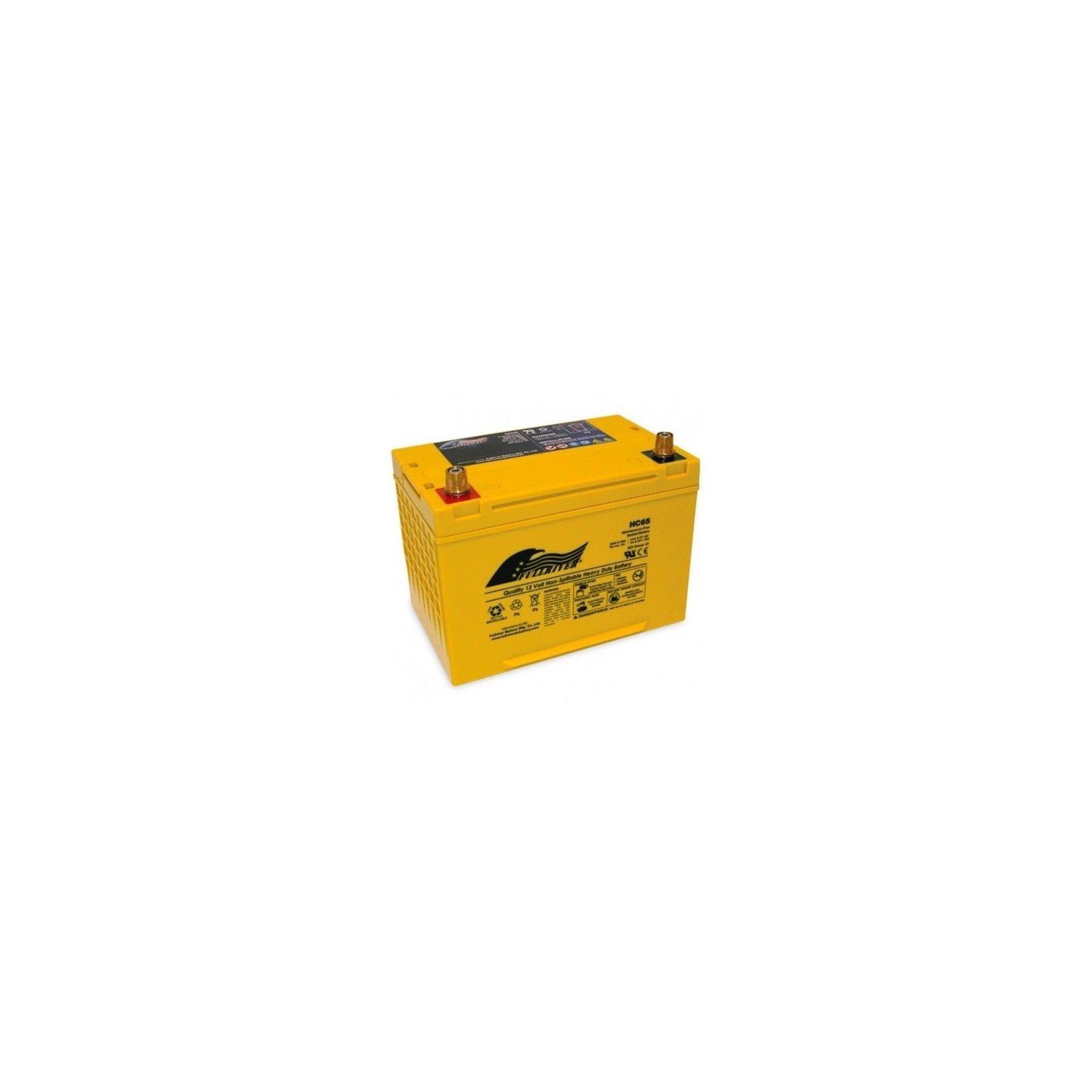 Batería Fullriver HC65 65Ah 825A 12V Hc FULLRIVER - 1