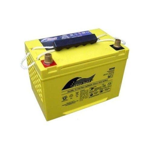 Battery Fullriver HC65/T 65Ah 825A 12V Hc FULLRIVER - 1
