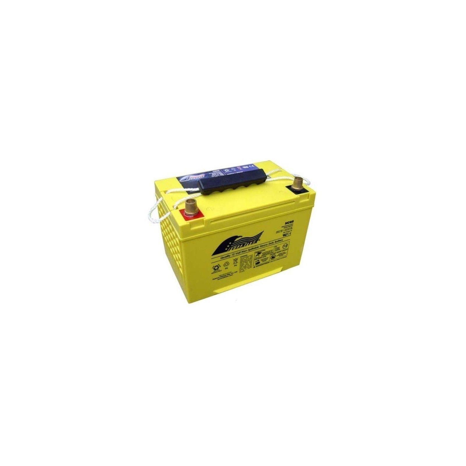 BATERIA Fullriver FULLRIVER HC65/T 65Ah 825A 12V FULLRIVER - 1