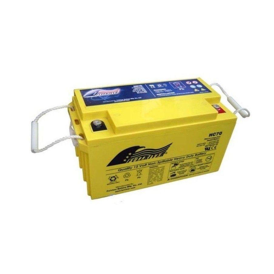 Batería Fullriver HC70 70Ah 900A 12V Hc FULLRIVER - 1