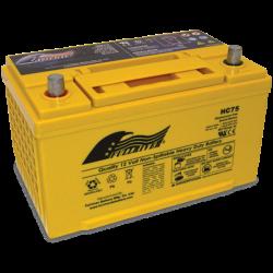 Battery Fullriver HC75 75Ah 930A 12V Hc FULLRIVER - 1