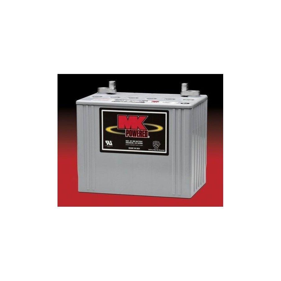 Batería MK 8G24 73.6Ah 12V Gel MK - 1