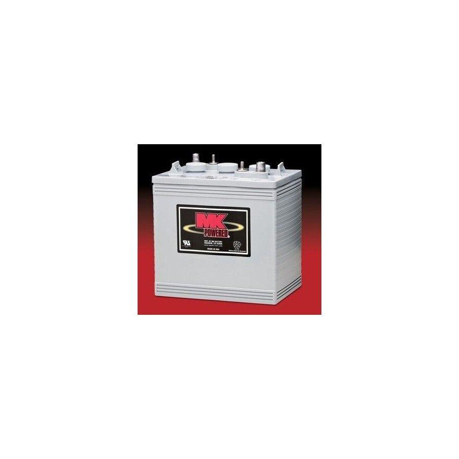 Batería MK 8GGC2 180Ah 585A 6V Gel MK - 1