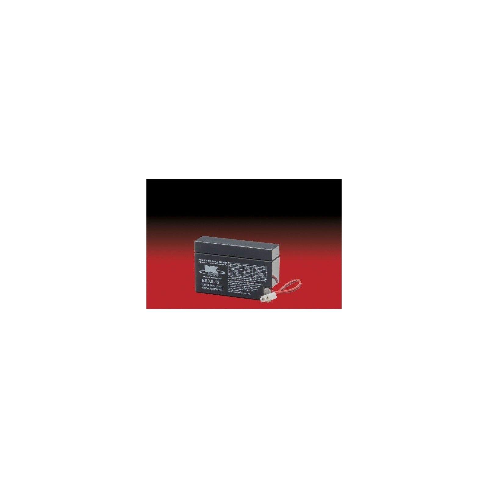 Batería MK ES0.8-12 0.7Ah 12V Agm MK - 1