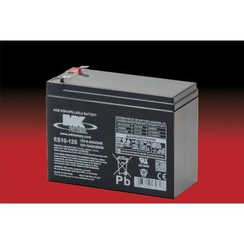 Batería MK ES10-12S 10Ah 12V Agm MK - 1