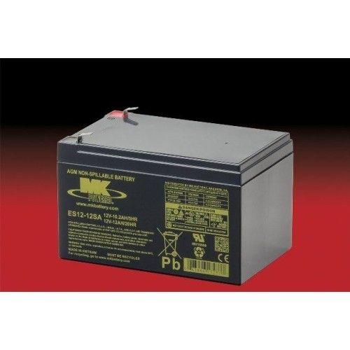 Batería MK ES12-12SA 12Ah 12V Agm MK - 1
