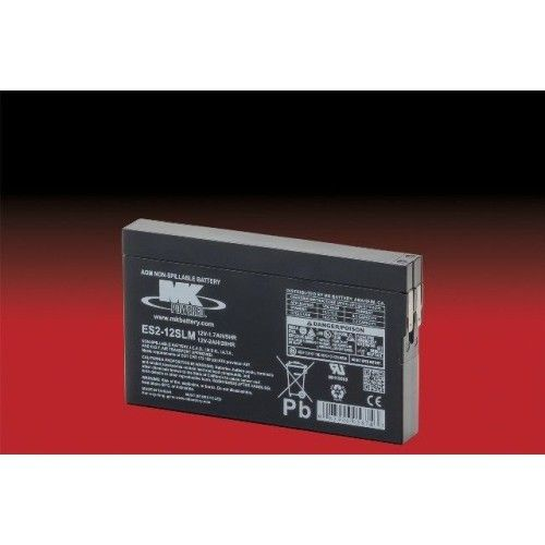 Batería MK ES2-12SLM 2Ah 12V Agm MK - 1