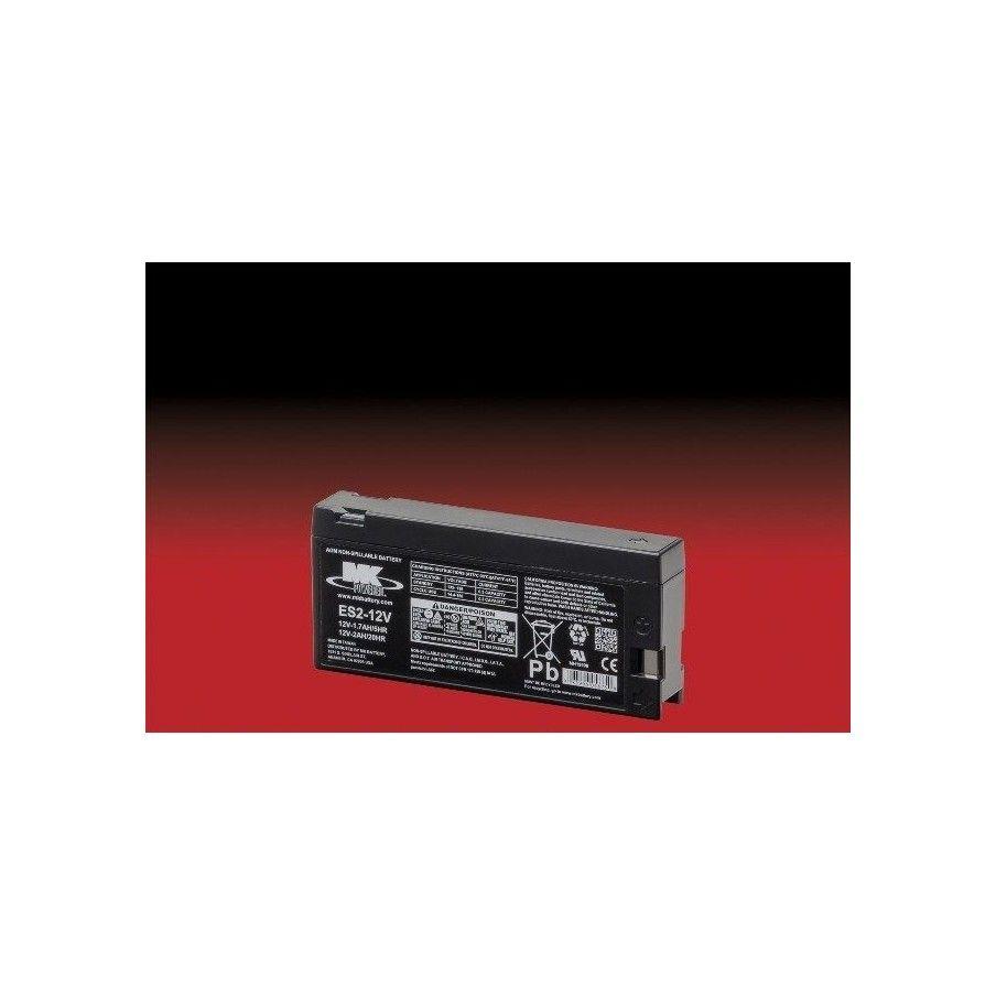 Batería MK ES2-12V 2Ah 12V Agm MK - 1