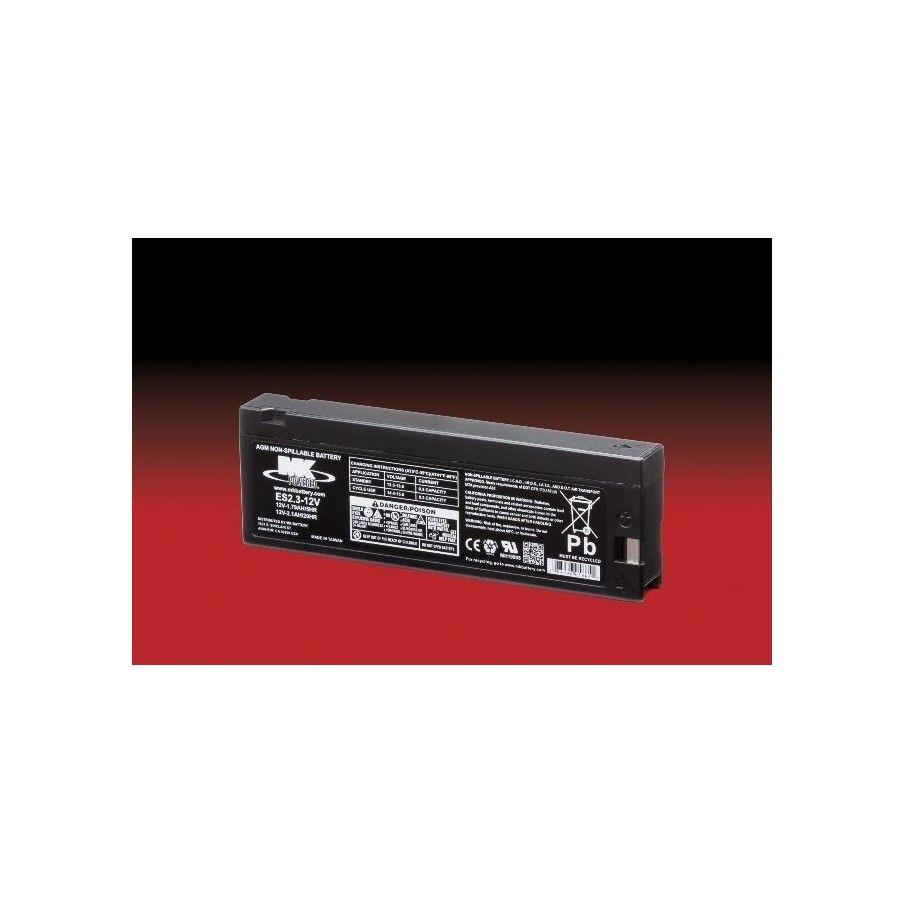 Batería MK ES2.3-12V 2.1Ah 12V Agm MK - 1