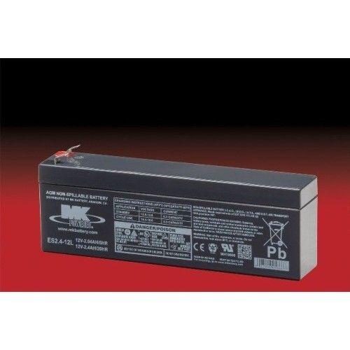 Batería MK ES2.4-12L 2.4Ah 12V Agm MK - 1