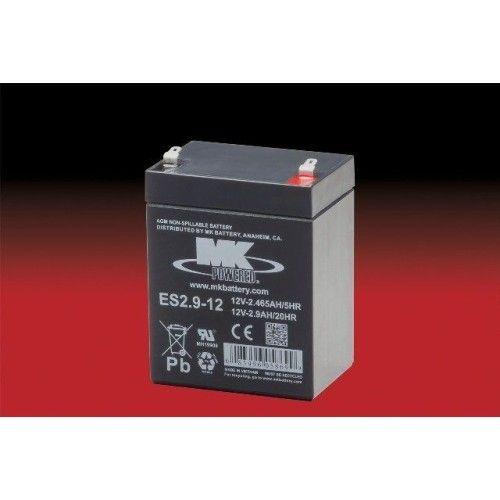 BATERIA Mk MK ES2.9-12 2.9Ah 12V MK - 1