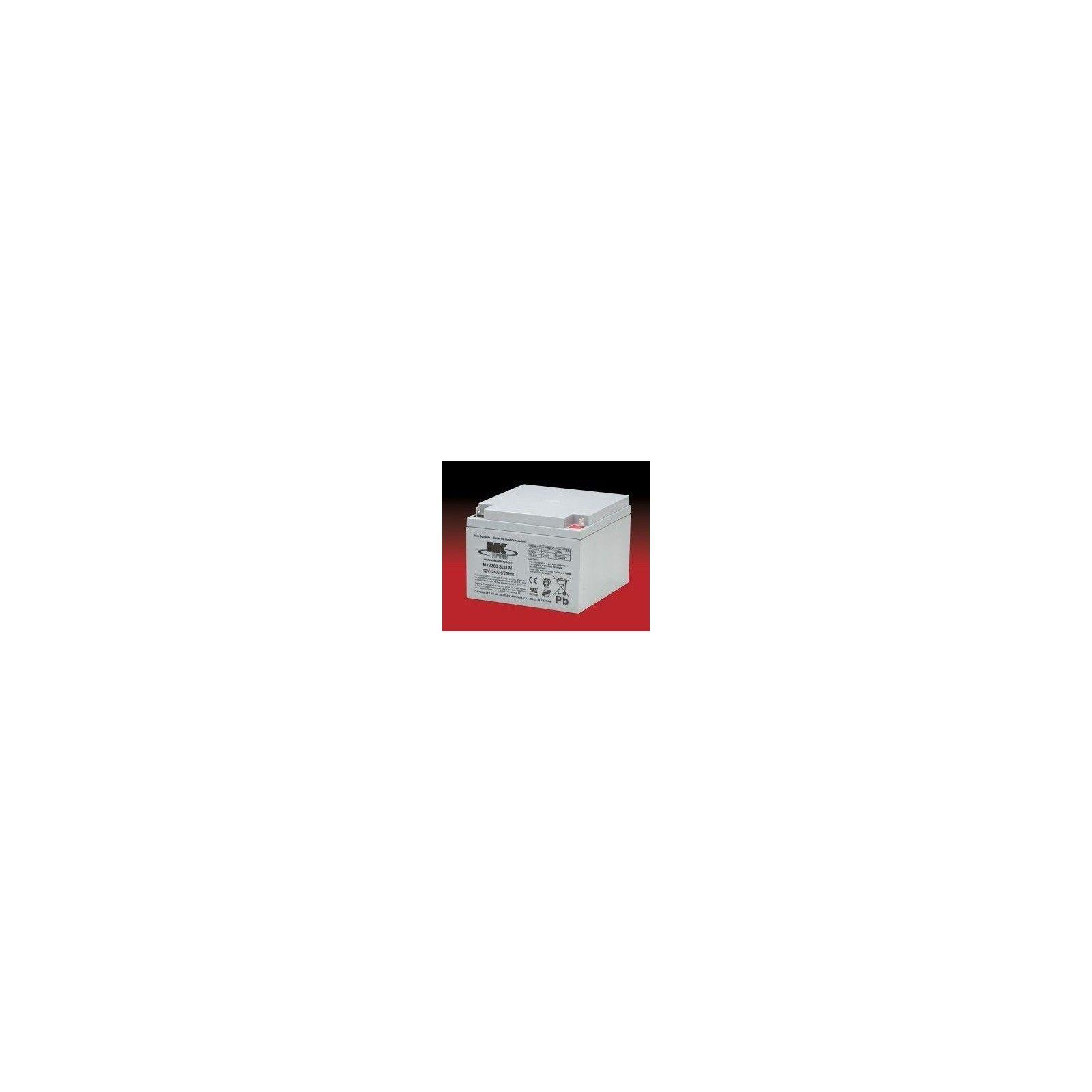 Batería MK ES26-12 26Ah 12V Agm MK - 1
