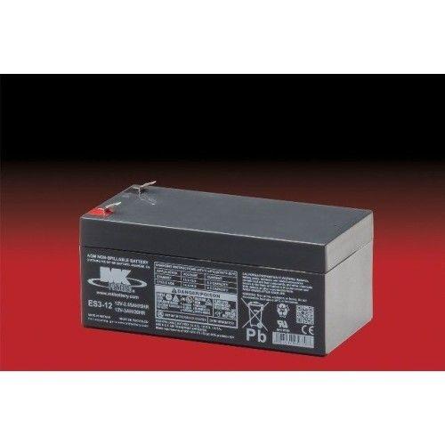 Batería MK ES3-12 3Ah 12V Agm MK - 1