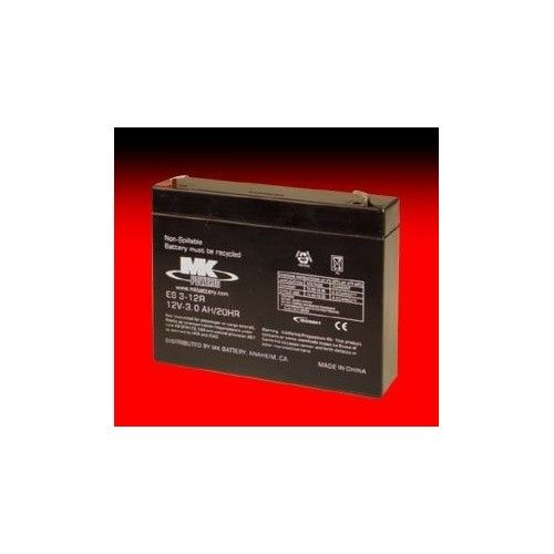 Batería MK ES3-12R 2.8Ah 12V Agm MK - 1