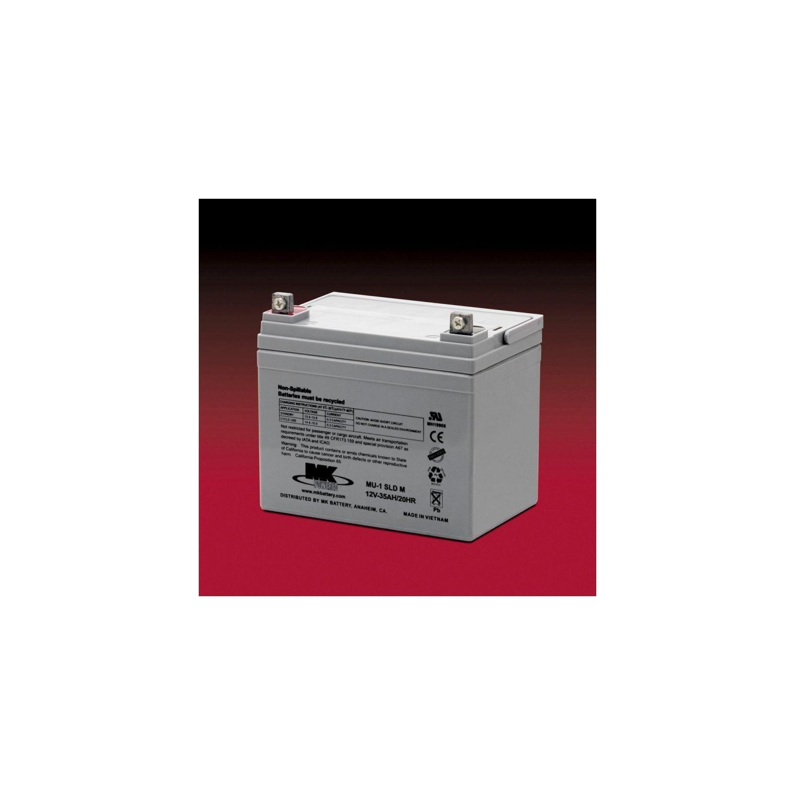 Batería MK ES33-12 35Ah 12V Agm MK - 1