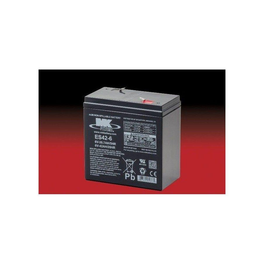 Batería MK ES42-6 42Ah 6V Agm MK - 1