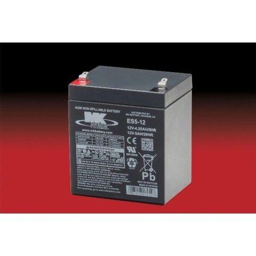 Batería MK ES5-12 5Ah 12V Agm MK - 1